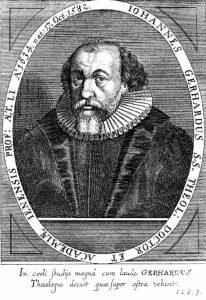 Иоганн Герхард