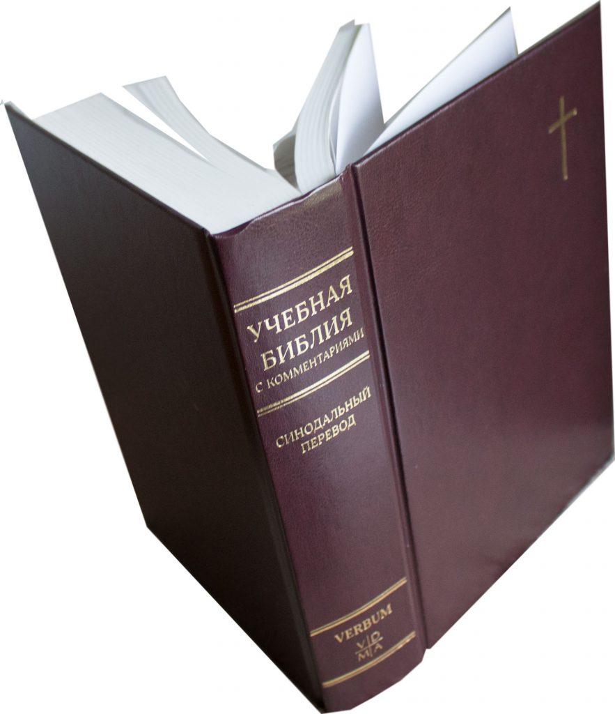 Учебная Библия 7